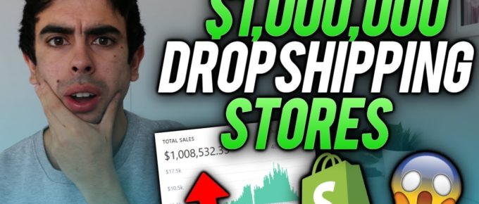 3 Examples of Successful Million Dollar Shopify Stores