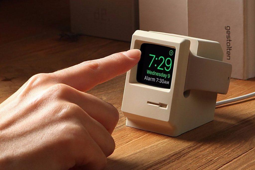 Elago Apple Watch Apple Monitor Stand Tech Accessory